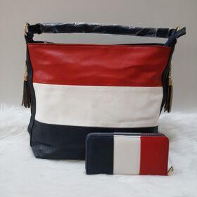 Blue color II táska pénztárca szett