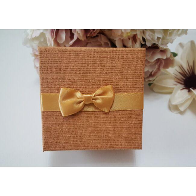Masnis ajándékdoboz óráknak arany