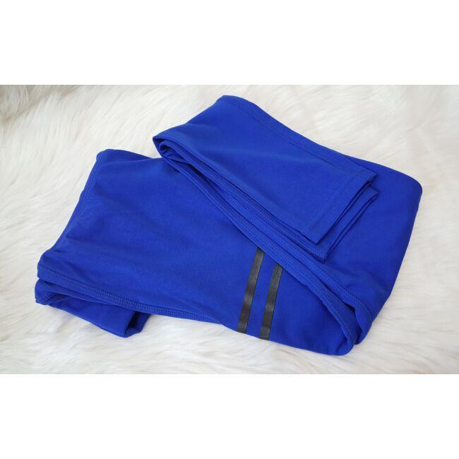 Kék női leggings, S méret