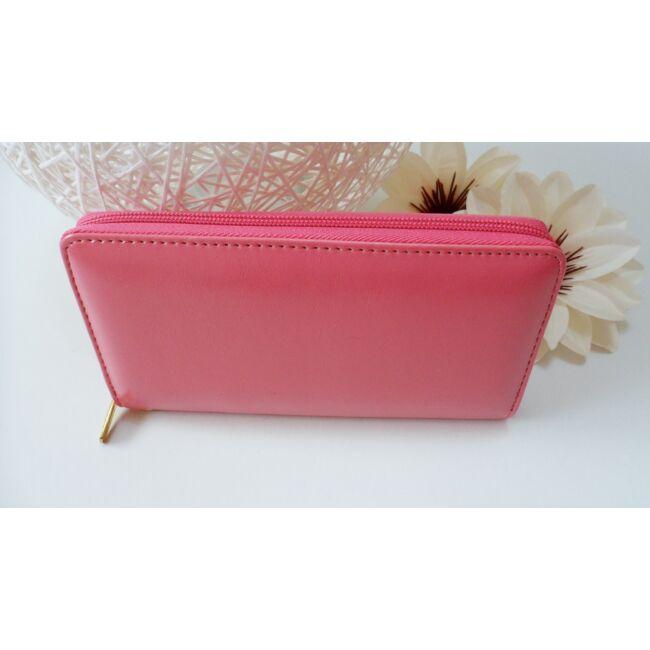 Rózsaszín pénztárca