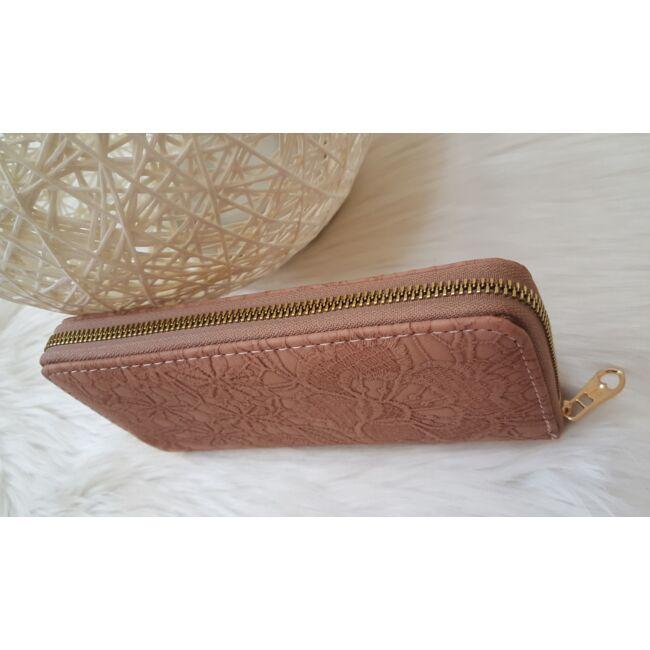 Rosie flower táska pénztárca szett
