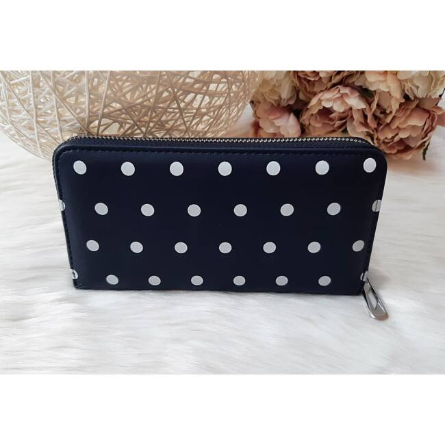 Blue elegant táska pénztárca szett