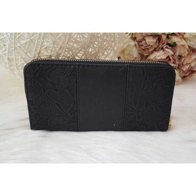 Black romb II táska pénztárca szett