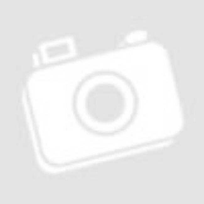Design feliratú női táska sötétkék