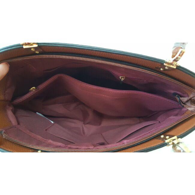 Brown táska pénztárca szett