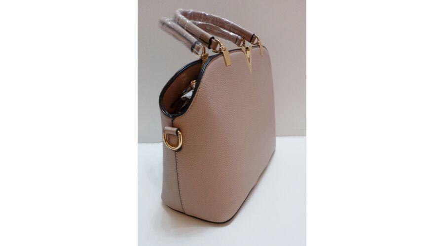 Merev falú elegáns bézs női táska - Kézitáska   Válltáska 3afe54aa33